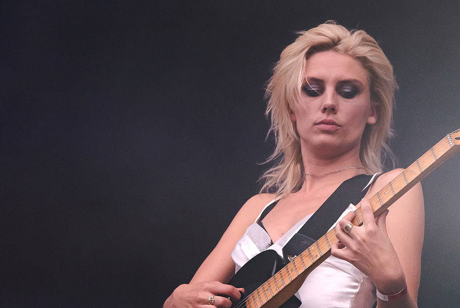 <H2>Wolf Alice</H2><H5>Paris, Rock en Seine